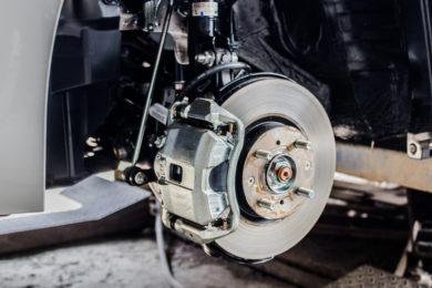 Ремонт и обслуживание тормозной системы