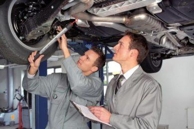 Ремонт ходовой части (подвески) Opel и Chevrolet