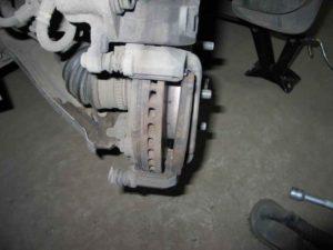 ТО тормозной системы Шевроле Орландо